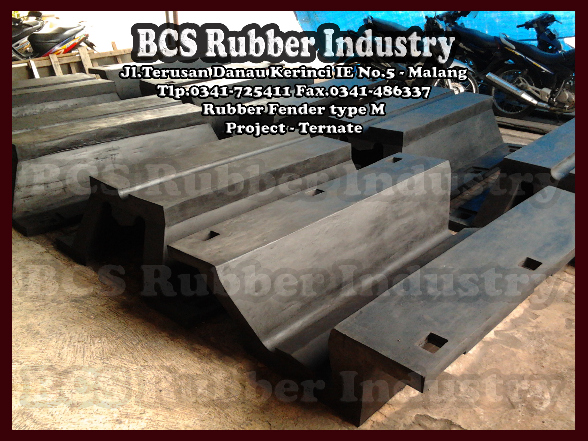 Rubber Fender Type M