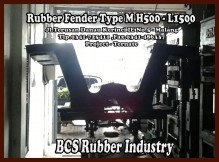 Rubber Fender Type M,Rubber Fender